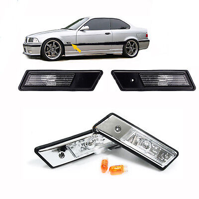 Intermitentes Laterales Para Bmw E34 E36 92-96 Side Markers Clignotants