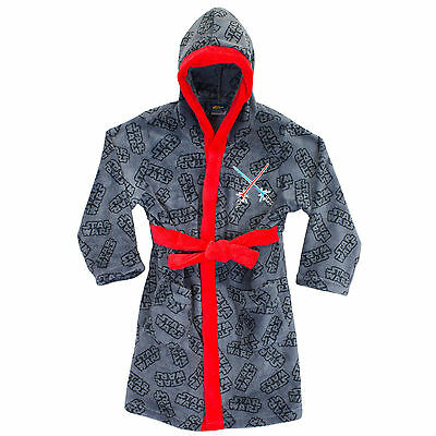 Star Wars Dressing Gown | Boys Star Wars Dressing Gown | Star Wars Gown | NEW