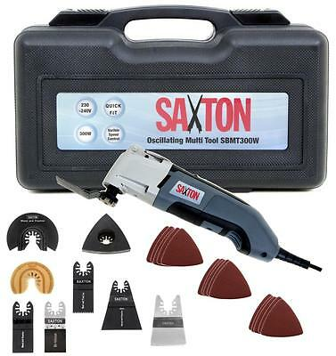 Saxton Oscillating Quick Fit Multitool  SBMT300W01 300W Bosch Makita Dewalt Fein