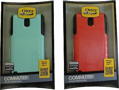 Brand New!! Otterbox Commuter Case For Samsung Galaxy Note 3