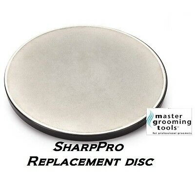 REPLACEMENT SHARPENING DISC for Master Grooming Tools SharpPro BLADE Sharpener