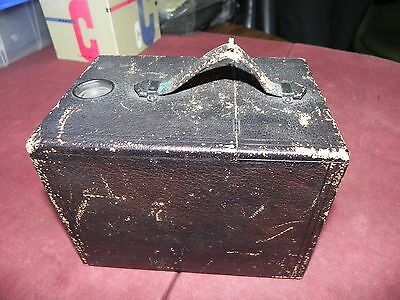 Vintage Rare Dry Glass Plate Box Camera  Late 1800's or Early1900's Seattle