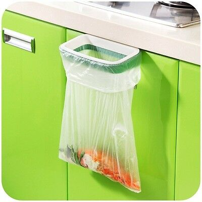 Practical Kitchen Garbage Bag Plastic Bracket Stand Household Kitchen Cleaning