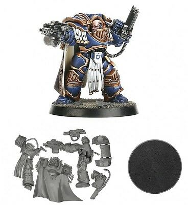 Space Marine CAPTAIN STELOC AETHON in Terminator Armour Horus Heresy 30K