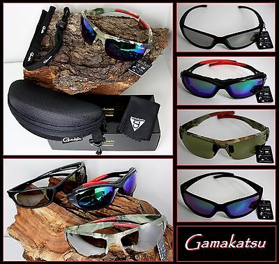 Gamakatsu G-Glasses Light Mirror Neo Cools Wild Polbrille Polarisationsbrille