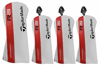 Taylormade R15 Driver 3 5 7 Fairway Wood Headcover 1st Class Post Head cover Set