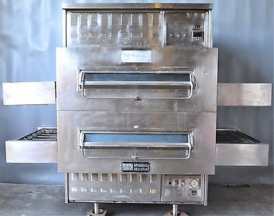 "Used Middleby Marshall 32"" 2 Deck Pizza Oven,Excellent Condition, Free Shipping!"