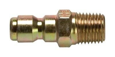 """Forney Male Plugs 1/4 """" 5500 Psi Quick Connect"""