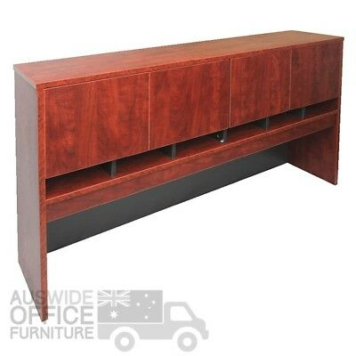 Rapidline Rapid Manager Overhead Hutch Bookcase Office Furniture