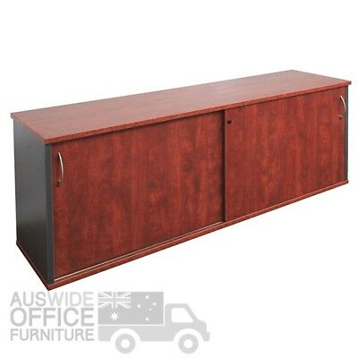 Rapidline Rapid Manager Sliding Door Credenza Office Furniture