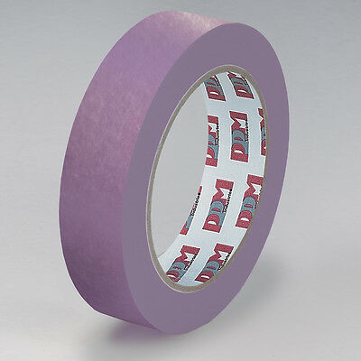24mm x 40 Metres Fine Line - Indoor Low Tack Paper Masking Tape