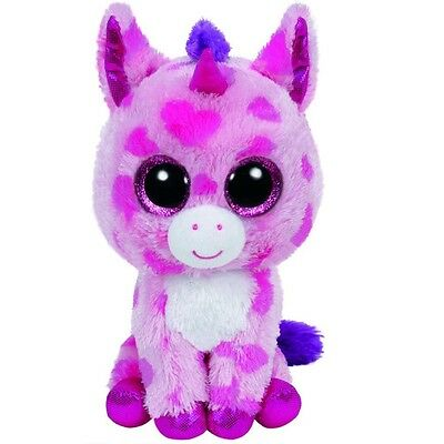 Ty Beanie Babies 36175 Boos Sugar Pie the Unicorn Boo