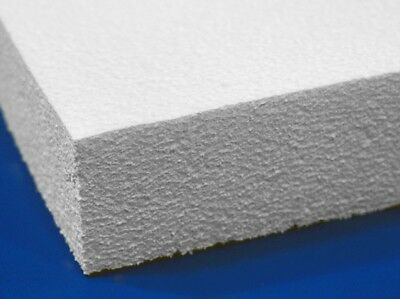 POLYSTYRENE INSULATION 50MM 2400 X 1200 min 6 sheets £64.00 multi listing