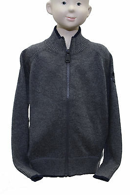 Maglia North Sails fullzip junior