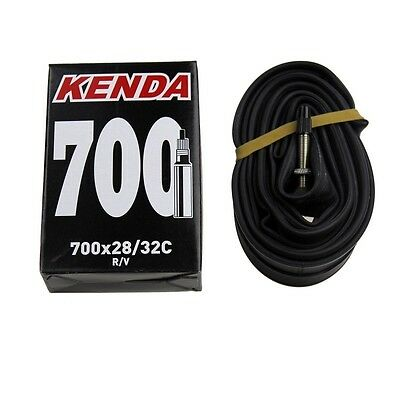 Kenda 700x28-32c Threaded 36 mm PV Road Bicycle Tube -One Tube-Road Bike-New