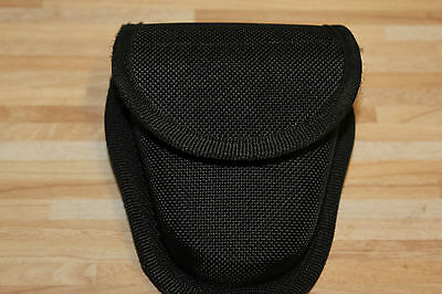 USA Polizei Galls Molded Nylon Handcuff Pouch Handschellentasche black