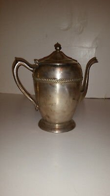 FB Rogers Silver Plated Serving Pot 2310, 1883