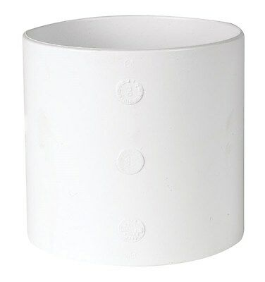 "Plastic Trends Coupling 6 "" Pvc"