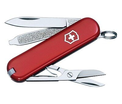 Swiss Army Classic Knife In Box 2-1/4 In.