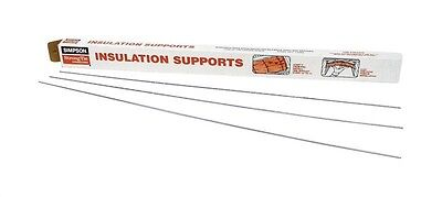 "Simpson Strong-Tie Insulation Support 24"" L 14 Ga"