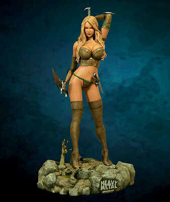 Heavy Metal: Into the Fog / Statue / HCG