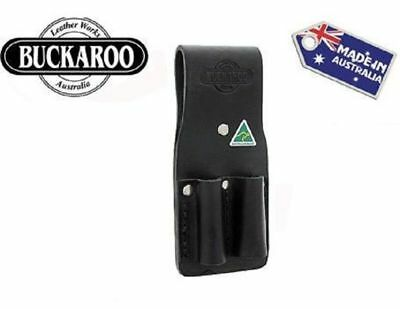 BUCKAROO Leather Tools Nail Bag Tool Belt-Leather Nipps Holder FROG TMNF