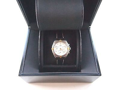 Breitling Chrono Sextant - Medium - Stahl/Gold - incl. Box + Umverpackung