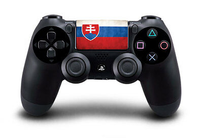 Dualshock 4 PS4 Controller Touchpad Decal Slovakia