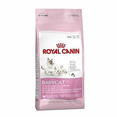 Royal Canin Baby Cat Adult Complete Cat Dry Food 4kg