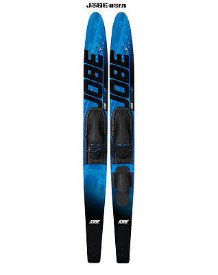 "Skis nautiques Allegre Blue 67"" (170cm) - Jobe - Bi-skis - Slalom"