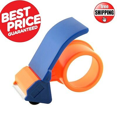 "1 Parcel Tape Dispenser Gun holder Cutter Roll Quality Manual Hand use 2 "" 50MM"