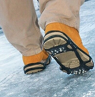 32 North Stabilicers Lite - studded snow tires for your feet.