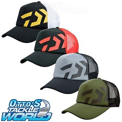 Daiwa D-VEC Trucker Cap BRAND NEW at Otto's Tackle World Drummoyne