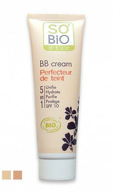 BB Cream SO'BIO ETIC BBCream Naturale 5 in 1 Cosmetici Biologici 30 ml
