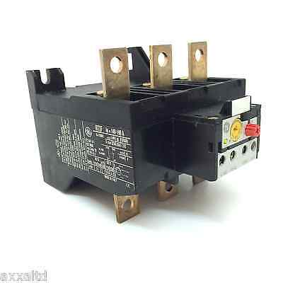 Overload Relay 113731 GE 140-190A RT3F