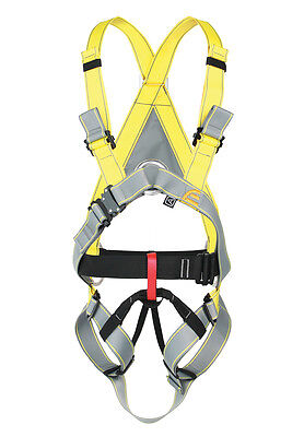 Rope dancer II Full Body Harness Safety Industrial Rope Access Adventure Parks
