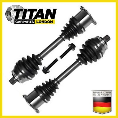 Ford Galaxy & Vw Sharan & Seat Alhambra Right & Left Auto Drive Shaft & Cv Joint