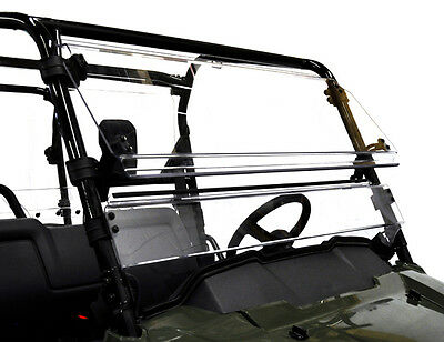New Honda Pioneer 700 Utv Full Tilt Front Window Windshield Lexan Canadian Made