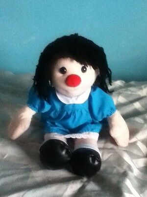 vintage Molly Doll (the big comfy couch)