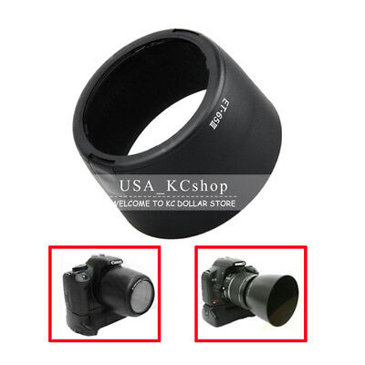 New ET-65III Camera Lens Hood Altura for Canon EF 85mm f/1.8 USM EF 100mm f/2.0