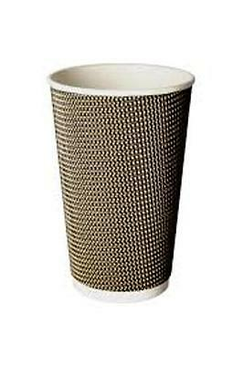 16oz Signature VIP Cups (100) Disposable takeaway Coffee Cup