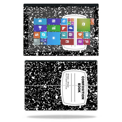 Skin Decal Wrap for Microsoft Surface Pro 4 cover sticker Composition Book