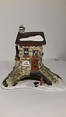 Dept 56 Dickens Village Series The Maltings  #58335 Retired
