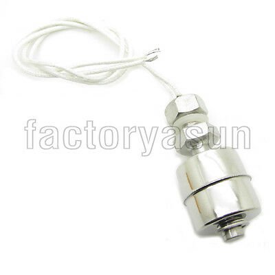 45mm Stainless Steel Float Ball Switch Tank Liquid Water Level Sensor 0-250V