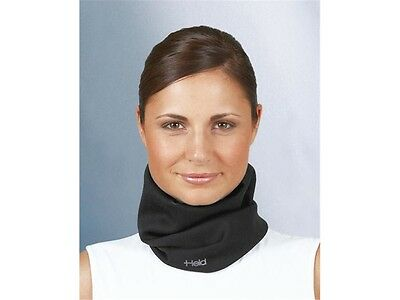 Gore-Windstopper Neck warmer Stormstopper Tube scarf Held black Size S