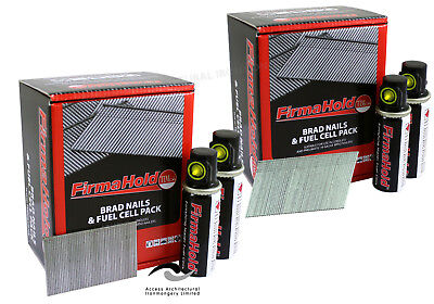 Firmahold Paslode 2nd Fix 16g Finishing Nails Brad Angled/Straight Opt. Gas