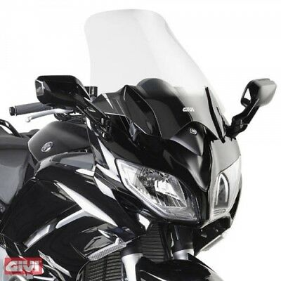 Yamaha FJR 1300 Built 13-14 Windshield transparent Motorcycle NEW