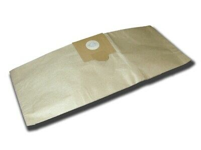 To fit Karcher 1000 Series K1000 A1000 A1001 K900 Vacuum Cleaner Paper Bag x5