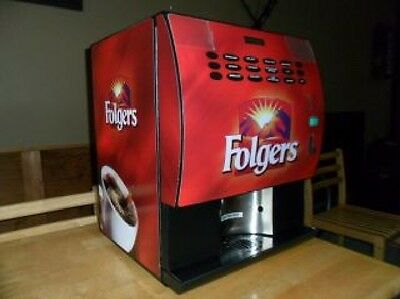 Progema AS6S Folgers Coffee Machine