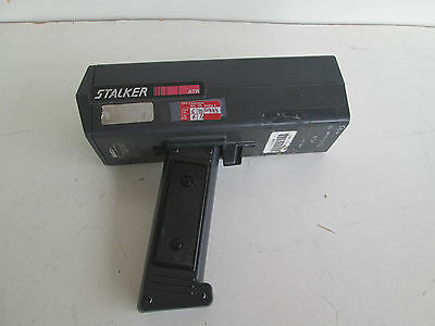 Applied Concepts Stalker ATR radar unit + handle - tested / working
